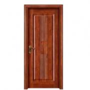 定制实木平开门 家居实木复合门 室内房间隔音环保生态整套木门