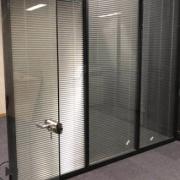 办公室隔断 铝合金屏风隔断墙百叶墙 会议室车间隔断定制
