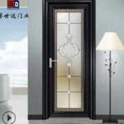 博世达新款实木卫生间平开门 实木多层防隔音玻璃卧室平开门定制 举报