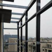 厂家直销 系统阳光房 透明防紫外线 铝合金窗别墅