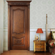 厂家直销 环保生态 烤漆套装门实木复合室内门实木门大优惠C-12