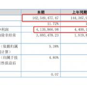 美心门年度营收1.63亿 业务量增加但净利润下滑