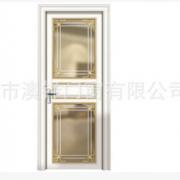厂家直销 钛镁合金平开门 推拉门 厨房卫生间 适用室内 量尺定制