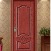 平开实木烤漆门 实木复合套装门 厂家私人定制生态烤漆木门