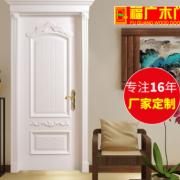 厂家直销转印烤漆门 无毒环保科技木皮复合门 一件起批量大优惠