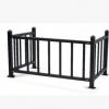 热镀锌护栏 空调护栏 锌钢阳台栏杆 质量保证室内护栏