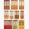 仿古实木门窗古典门窗仿古木门雕花实木门仿古木雕门厂家批发定制