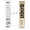 中式门窗 古建门窗 老式门窗定制 高品质仿古木雕门D1-108