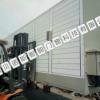 发电机组专业进排风电动铝合金百叶窗,厂家直销,欢迎来厂洽谈