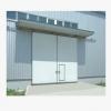 济南博达厂家定做工业滑升门别墅车库门铝合金电动卷帘门翻板门