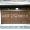 济南博达厂家定做工业提升门电动卷闸门铝合金卷帘门手动厂房门