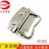 温州厂家 不锈钢工业拉手 SF202折叠橱具拉手 液压站重型铁提手