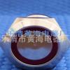 16mm金属按钮开关/带灯/环形发光/自锁/防水IP67/不锈钢自锁