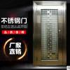 不锈钢门单门 ——材质、规格、款式可定制