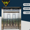304#不锈钢豪华防盗门、进户庭院大门——可按客户需求定制