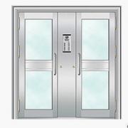 【厂家供应】BY-R-8012 工程楼宇门 钢质防盗门