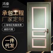 工厂定制HL-019实木复合烤漆门 实木复合工艺门 高品质烤漆门批发