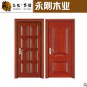 精品推荐 优质实木房间门 欧式原色平开门