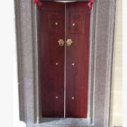 广东 菠萝格老式门 实木门整套 门斗门页 厂家直销来款定制