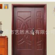 东莞厂家直销 黑檀木饰面木门 室内门 推拉门全屋整体定制家具