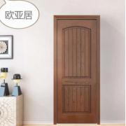 中式实木门原木整套房门手动环保家居隔音室内门定制批发整木家装