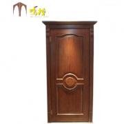 佛山厂家长期批发 欧式纯实木门 橡胶木实木门 套装实木门