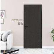 现代铝包边铝木生态门 铝木复合家居整套门 室内手动酒店平开门