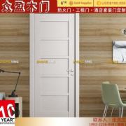 厂家直销 室内门简约现代风格设计高档酒店房间门家装隔音卧室门