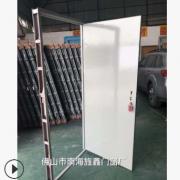 钢质复合门 烤漆铁皮门 实物防盗门系列 厂家直销 宿舍钢质复合门