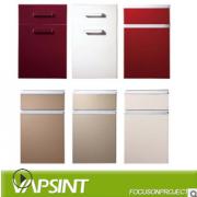 烤漆门板工厂定制 加工PVC吸塑门板模压门板橱柜