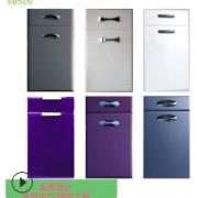 烤漆门板工厂专业定制高光烤漆 衣柜 浴室柜橱柜模压门板