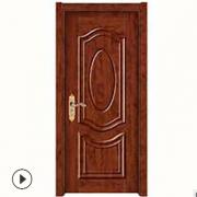 厂家供应大反凸酸枝木浮雕装甲木门隔音复合室内门整装卧室门
