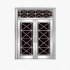 不锈钢厂家直销 304不锈钢门,各类彩钢门 别墅大门 精品防盗门