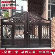 厂家直销 不锈钢铜门 真铜门 拼接别墅门 钢铜门 不锈钢仿铜门