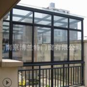 888系列铝合金封阳台推拉窗双层中空钢化隔音玻璃窗落地窗节能窗