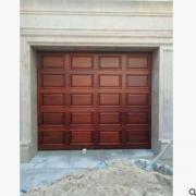 生产 批发 安装实木铝合金别墅车库门|不锈钢别墅车库门|