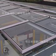 厂家直销 电动平移天窗 阳光房平移天窗 排烟天窗 屋顶电动天窗