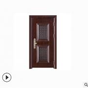 厂家供应钢制防盗门子母入户门钢质门铁门规格全支持定制