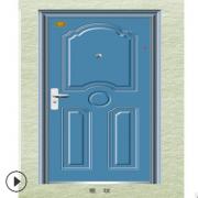 厂家直销 钢制入户门标门 家用进户门 入户非标门