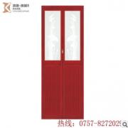 2017新款厂家供应 广东室内小折叠门 欧式玻璃折叠门