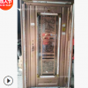 广东吉南不锈钢门厂生产优质彩色304不锈钢家居套门