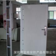 西安防爆门厂家定制 钢制防爆门批发售后 龙电安防FBM 平开门
