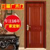 原木烤漆门 福广欧式雕花门 沙比利原木门 高档原木室内门
