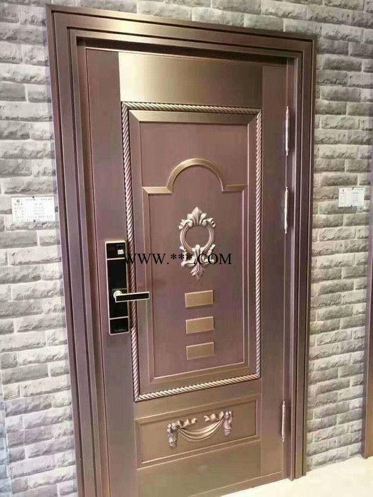 天天门业 铜门