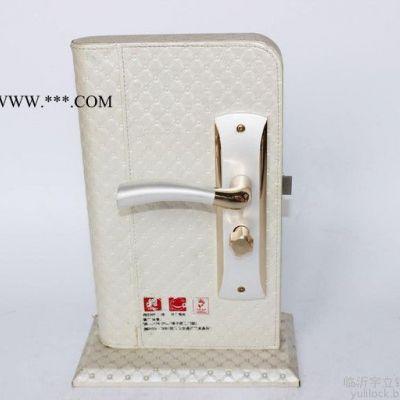1126-1329 简约室内 不锈钢门锁 卧室机械实木门锁 房门锁原木门执手锁具