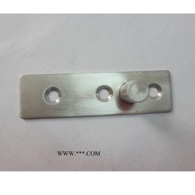 地弹簧顶轴配件 地弹簧门夹上轴芯 不锈钢上轴 玻璃门上夹 配件