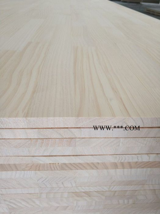 新西兰松木价格 新西兰松木   大型松木板定做 定做新西兰松木集成材直拼板厂商