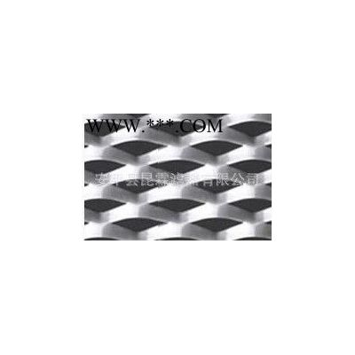 供应昆霖直供铝板装饰网 铝板金属板网