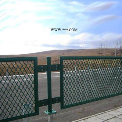朋英 踏板铝板网 喷塑小区钢板护栏网 公路框架护栏网 ** 山东