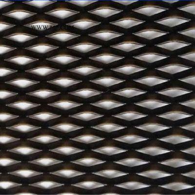 庚子  铝板网 装饰铝板网 拉伸铝板网   合金网    装饰网